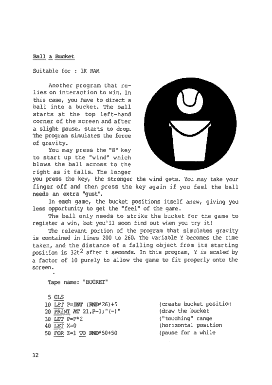 The ZX81 Pocket Book - Page 32