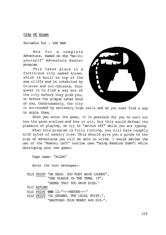 The ZX81 Pocket Book - Page 119